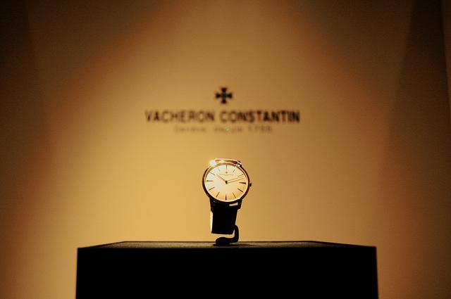 ヴァセロンコンスタンタンの腕時計