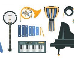 不要な楽器はゴミや回収せずに売る!楽器の買取情報と査定のコツ