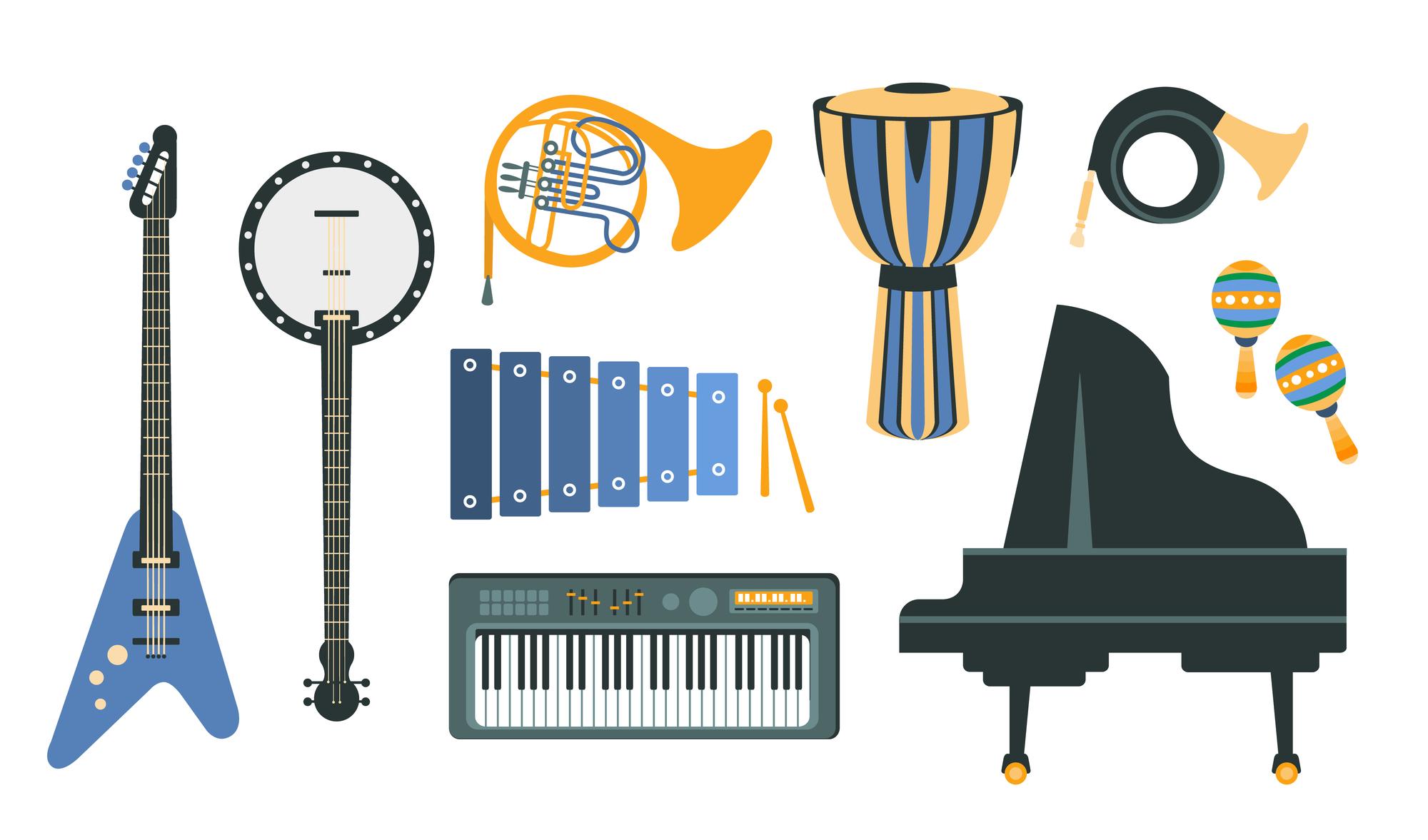 使わなくなった楽器は買取で売ろう!楽器を売るときに知っておきたいポイント