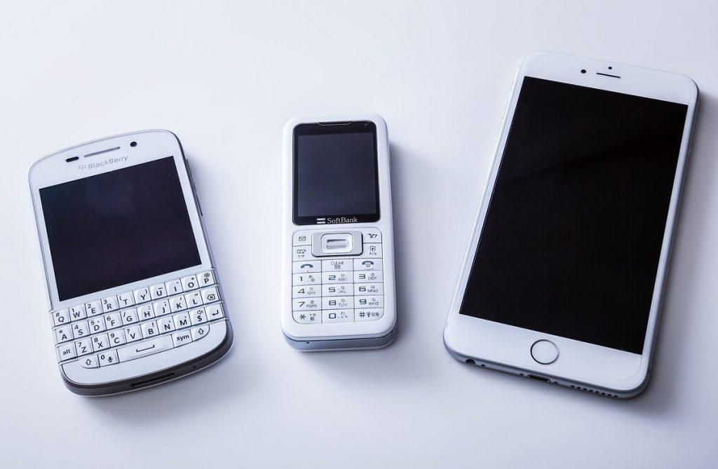 売れる携帯電話とは