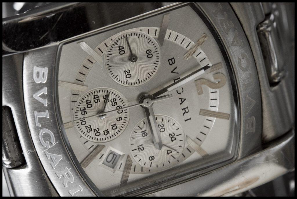ブルガリの高級時計