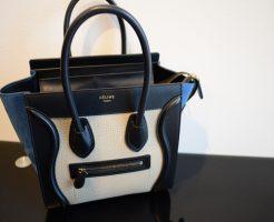 近年人気のセリーヌのバッグ