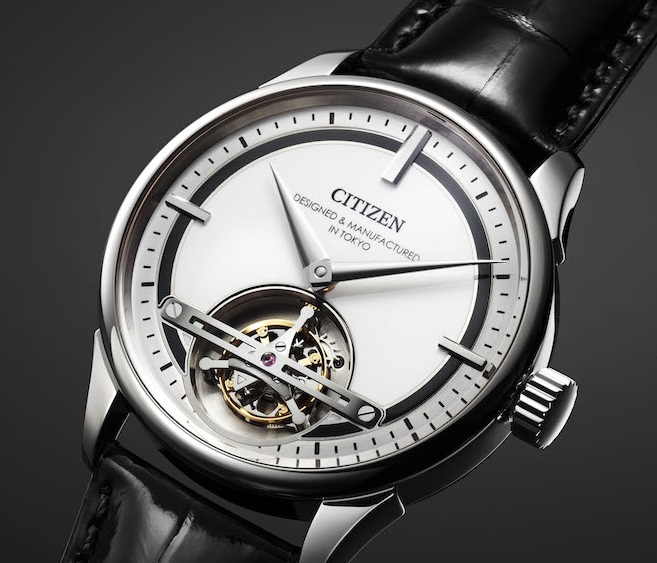 best authentic 6a23a fffe3 ついに日本メーカーもここまできた!シチズンから1000万円の時計 ...