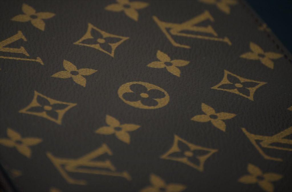 Louis Vuittonのモノグラム柄