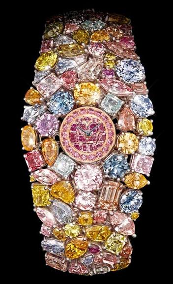 世界で最も高価な腕時計