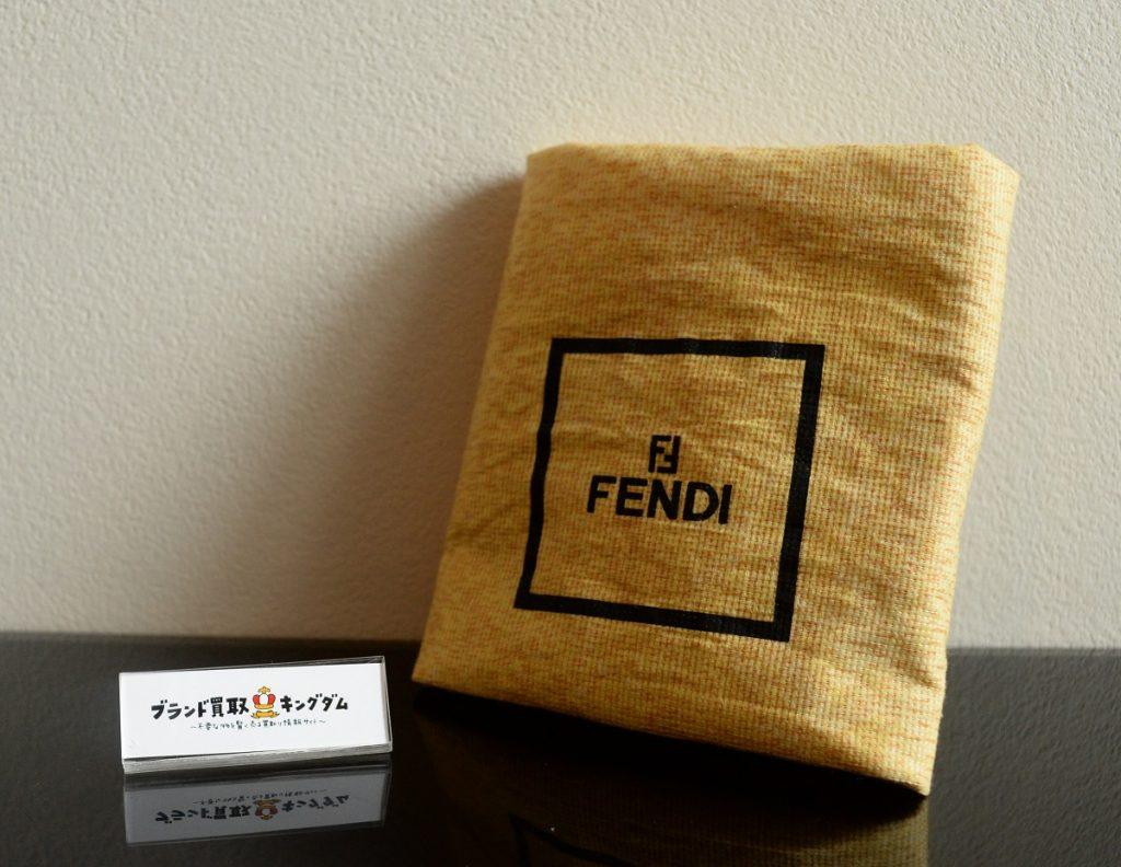 フェンディの付属品の布袋