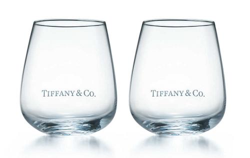ティファニーペアグラス