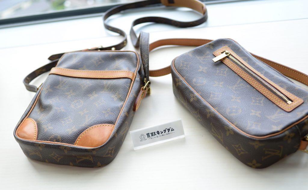 ルイヴィトンの小さめのバッグ
