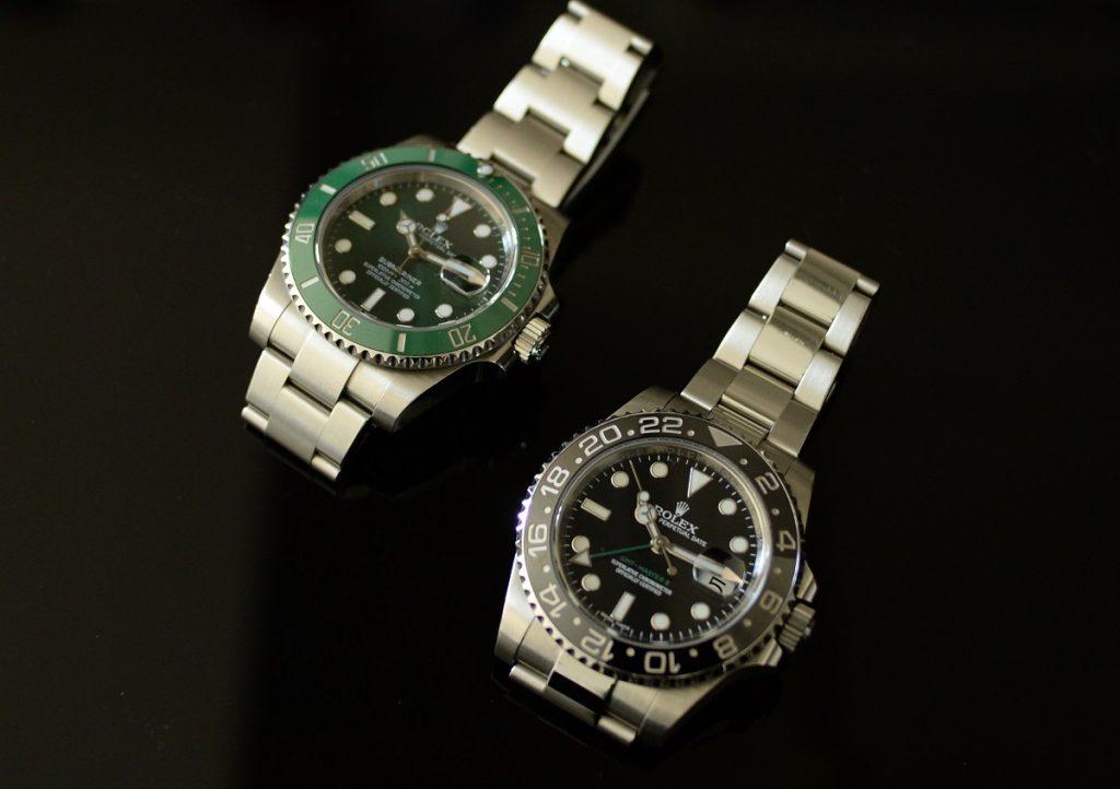 new styles 065dd ac541 定価越えロレックス二点の買取査定額を大手買取店8社で比較して ...