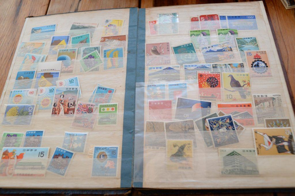 バラ切手ファイル1