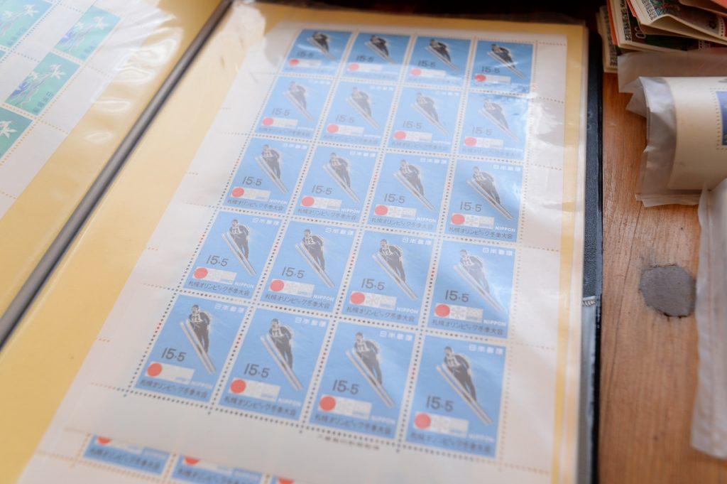 切手シートファイル3