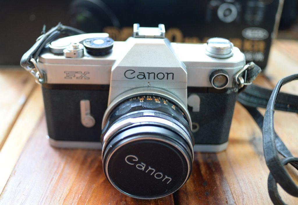 カメラ査定に出したニコンFX