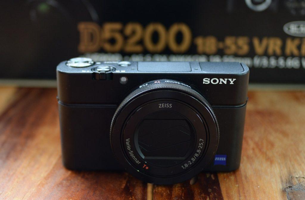 カメラ査定に出したSONYRX100m4