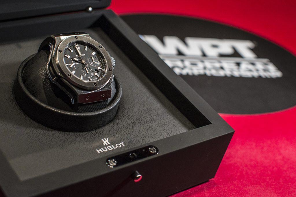 HUBLOTの腕時計の買取